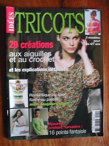 Catalogue-Idees-Tricots-2008-Aiguilles-Crochet-Poupees-Decoration