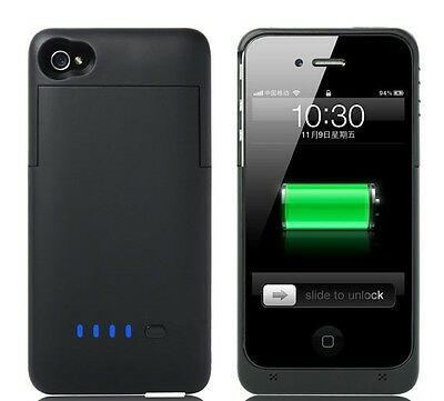 """NEW iPhone 6 4.7"""" Portable Charger Charging Case Cover Genuine 3800mAh Battery"""