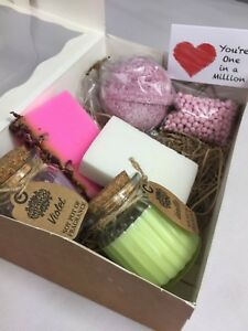Details About Best Friend Gifts Thank You Friendship Hamper Sister Birthday Pamper Box