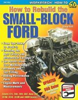 How To Rebuild The Small-block Ford (s-a Design) By George Reid, (paperback), Ca on sale