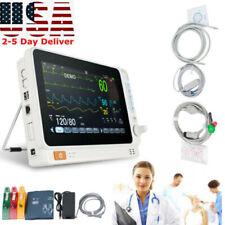 10mini Medical Dental Patient Monitor Icu Ccu Vital Sign Cardiac Machine Usa Ce