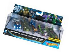 Hot Wheels DC Comics Batman & Rogues Gallery Vehicle 5-pack Cars Mattel DJP11