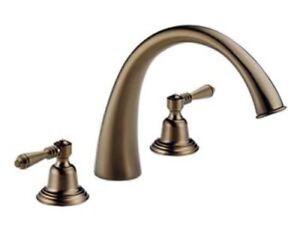Brizo 6720 bzlhp providence roman tub faucet rough no - Brizo providence bathroom faucet ...