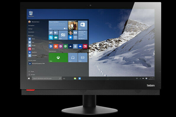 MONTH END DEAL! LENOVO THINKCENTRE M900Z | CORE i3 6100 | 24inch FULL HD ALL-IN-ONE PC