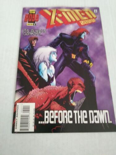 Mar 96 Marvel X-men 2099 AD #30 March 1996