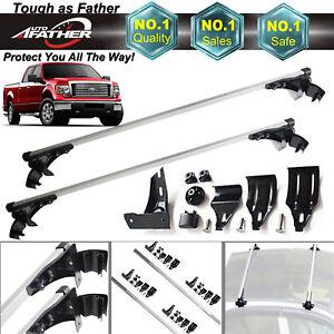48car top cross bar crossbar cargo luggage roof rack for ford f 150 a imagem est carregando 48 034 car top cross bar crossbar cargo fandeluxe Gallery