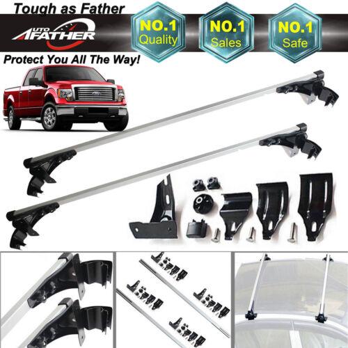 "48/""Car Top Cross Bar Crossbar Cargo Luggage Roof Rack For Ford F-150 F-250 F-350"