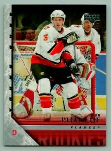 2005-06-Upper-Deck-Young-Guns-Dion-Phaneuf-RC-203-NRMT-Hockey-Card