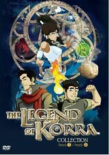 "Avatar: The Legend Of Korra (Book 1 - 4) 1 - 52End ~ 5DVD ~ ""English Language"""
