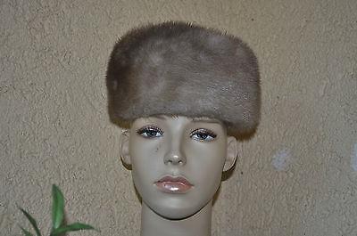 Alte Pelz Mütze / Hut Nr.5