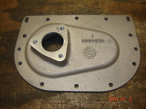 Detroit Diesel V71 & 92 Series Blower Front Cover 8928530