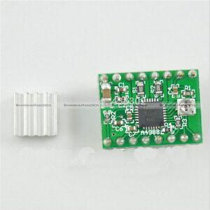 1-PC-A4988-StepStick-Stepper-Motor-Driver-Module-Heat-sink-for-3D-Printer-Reprap