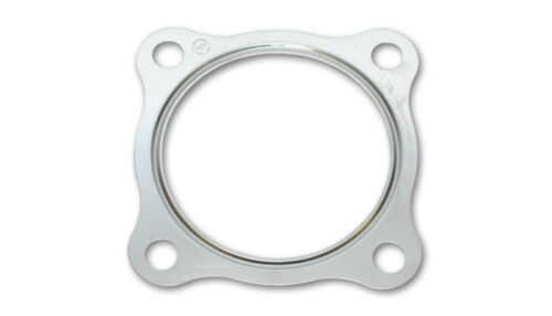 """Vibrant 1439G Embossed T304 Stainless Steel Turbo Inlet Gasket GT30//GT35 2.5/"""" ID"""