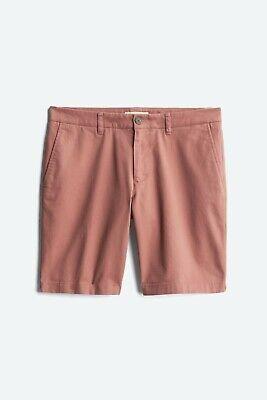"Color Hawker Rye Men/'s Stitch Fix 9/"" Essential Wash Chino Short Choose Sz"