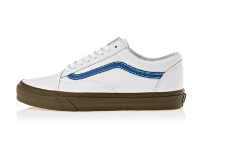 VANS MEN'S OLD SCHOOL  VN0A38G1OB7 LEATHER