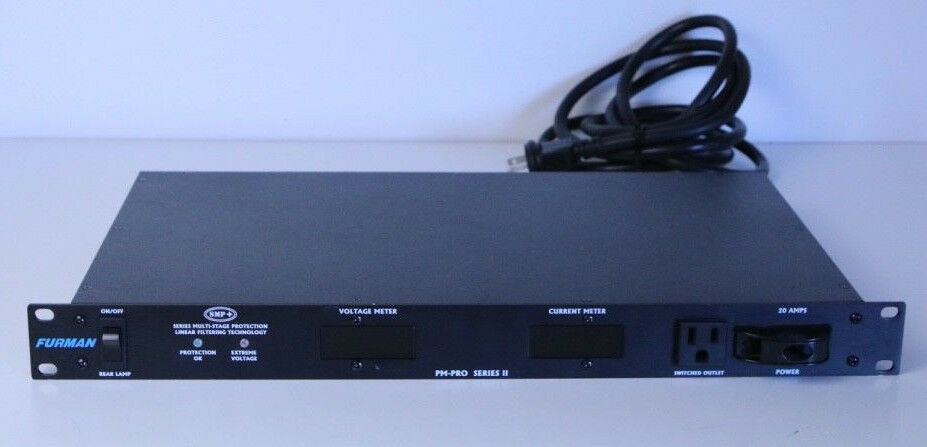 Furman PM PRO Series II Professional 20 Amp Power Conditioner 20A