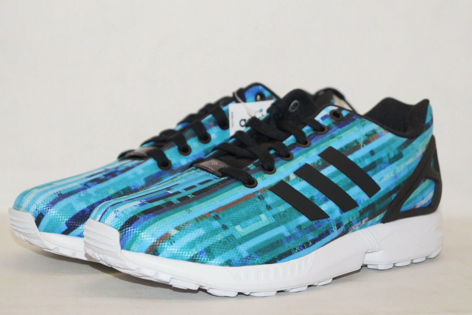 Adidas ZX FLUX TORSION Running EU 41.3 UK 7.5 Running TORSION Schuhes türkis s76505 Laufschuhe 8716c9