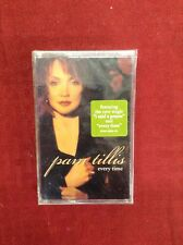 Every Time by Pam Tillis Cassette