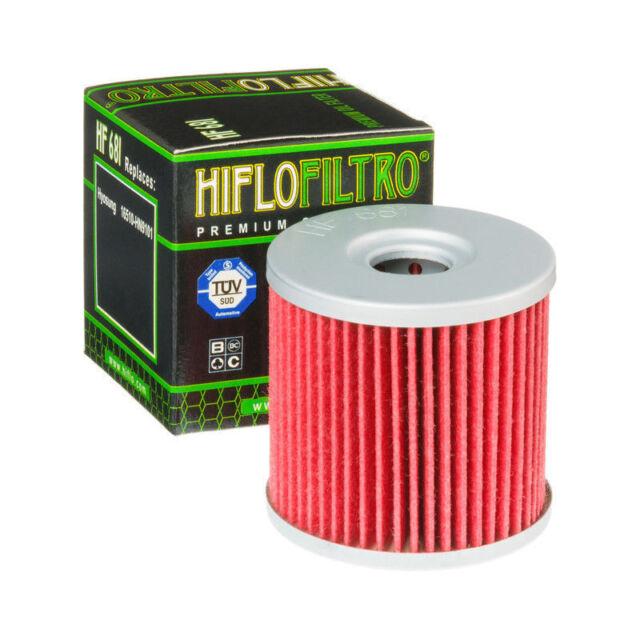 Hiflo Oil Filter HF681 Hyosung ST7 2010 - 2011