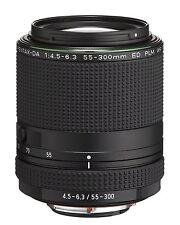 PENTAX HD DA 55-300mm F4.5-6.3 ED PLM WR RE Zoom Lens 21277
