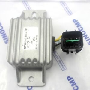 ME077148 R8T30173 Time Relay For 320C E320C Excavator SINOCMP ...