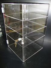 305displays Acrylic Countertop Display 12 X 12 X 19 Locking Security Showcase