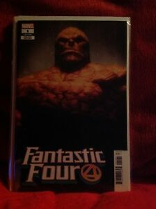 FANTASTIC-FOUR-1-THE-THING-ARTGERM-VARIANT-EDITION-MARVEL-COMICS