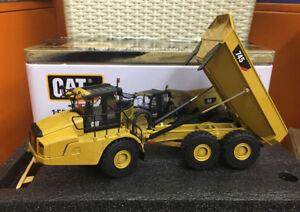 50 745 À Du Sous Caterpillar Fondeurs Camion 85528 Les L'échelle Par Articulé Pression 1 Cat Maîtres 1x8qta