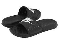 6bf94bdcc2d2 item 3 Nike Classic Women s Benassi JDI Slide in Black with White Logo in  Sizes 5 to 12 -Nike Classic Women s Benassi JDI Slide in Black with White  Logo in ...