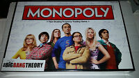The Big Bang Theory Monopoly Mn010-371 2014 8 Boys & Girls Usaopoly Toys