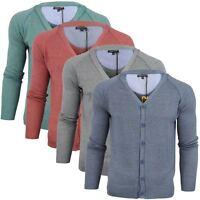 Brave Soul Mens 'Alfie' Knit Cardigan/ Jumper Button Up