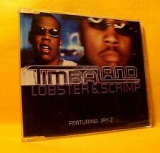 MAXI Single CD Timbaland Lobster & Scrimp 3TR 1998 Hip Hop