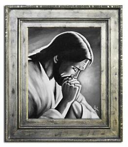 Religion-Jesus-Christ-God-Divine-Oil-Painting-Picture-Oil-Frame-Pictures-G17499