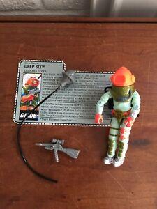 1989-Vintage-Gi-Joe-DEEP-SIX-Complete-w-File-Card
