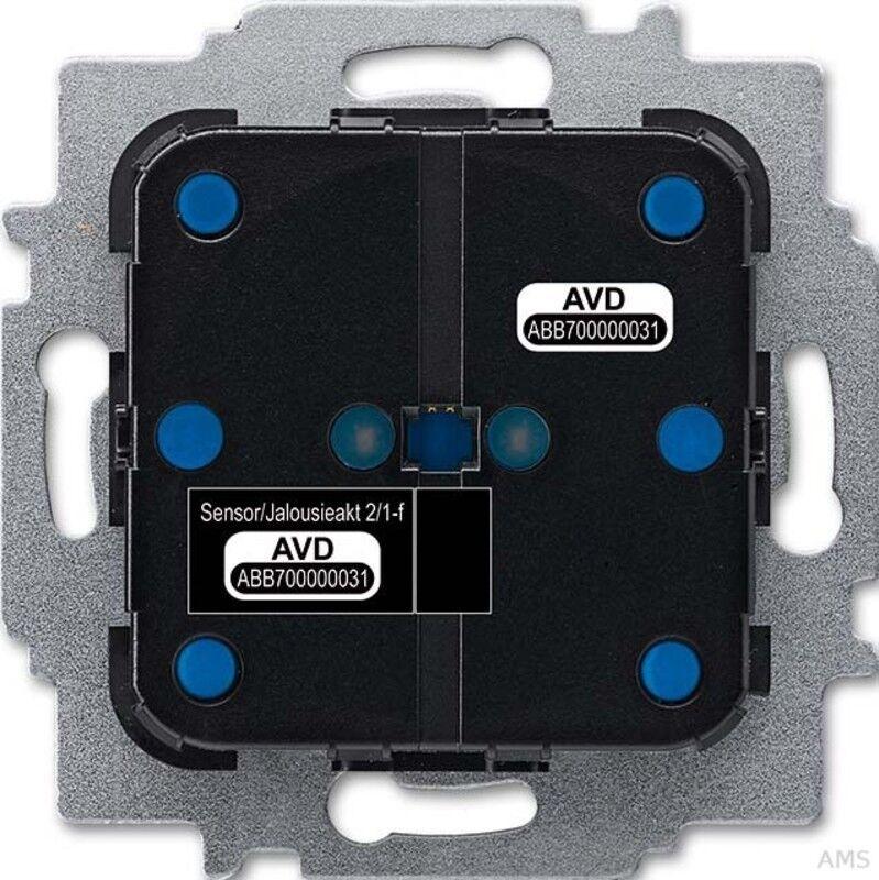 Busch-Jaeger Sensor/Jalousieaktor 2/1-fach Wireless 6213/2.1-WL