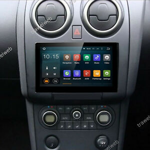 autoradio 2din 7 39 android gps bluetooth nissan qashqai x trail navaro ebay. Black Bedroom Furniture Sets. Home Design Ideas