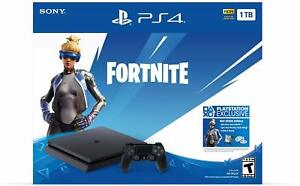 Sony-PlayStation-4-Slim-1TB-Fortnite-Bundle-Brand-New
