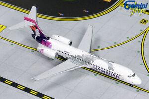 Gemini-Jets-1-400-Hawaiian-Airlines-Boeing-B717-200-039-New-Colours-039-N490HA