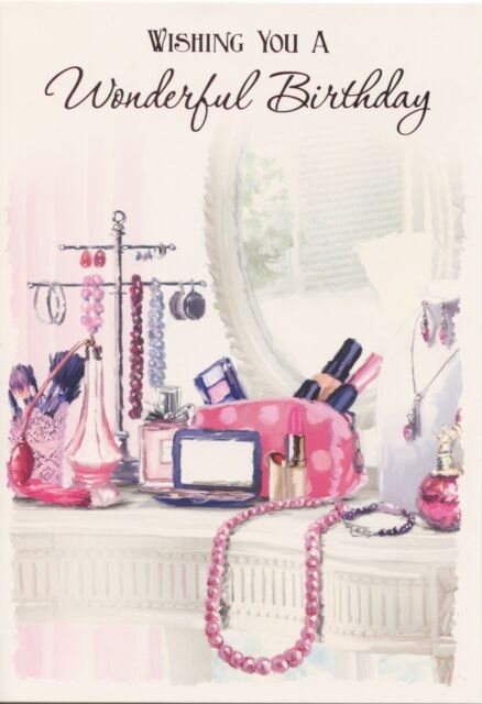 Poppy Hills Moments To Treasure Bath Salts Female Birthday Card