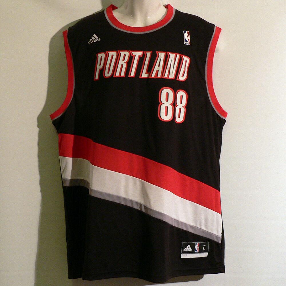 Nicolas Batum Trikot   Jersey Jersey Jersey - Portland Trail Blazers - Adidas - NBA Basketball 423e19