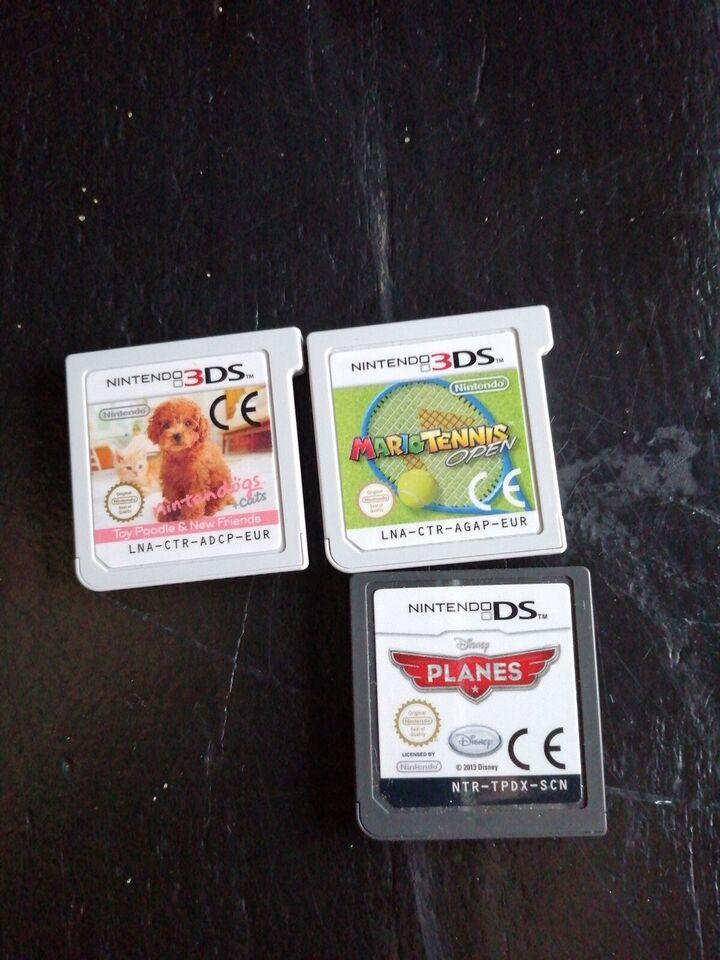 Spil til 3ds, Nintendo 3DS