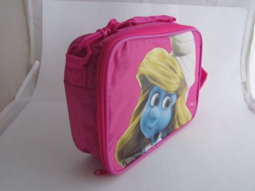 Umhängetasche Pink Die Schlümpfe Kinder-Kühltasche Schlumpfine Neu
