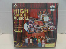 High School Musical CD Board Game Get' Cha Head In The Game Disney Channel NIB!