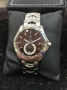Tag-Heuer-Link-Calibre-6-Automatic-Watch-EXC-CONDITION-WJF211C