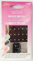 Lot Of 6 Nailene Designer Collection Heavy Metal Nail Art Kit 71809