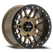 Method Race Wheel 406 bronze 14x8, 4x156 RZR Polaris