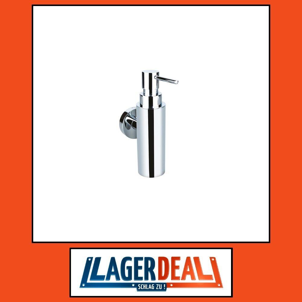 Seifenspender 55x175x85mm Messing  Chrom Badartikel Bad Zubehör Lagerdeal WOW     | Stil