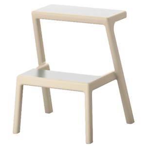 Ikea Masterby Tritthocker Bank Hocker Stufenhocker Tritt Stufen Schemel Masterby Ebay