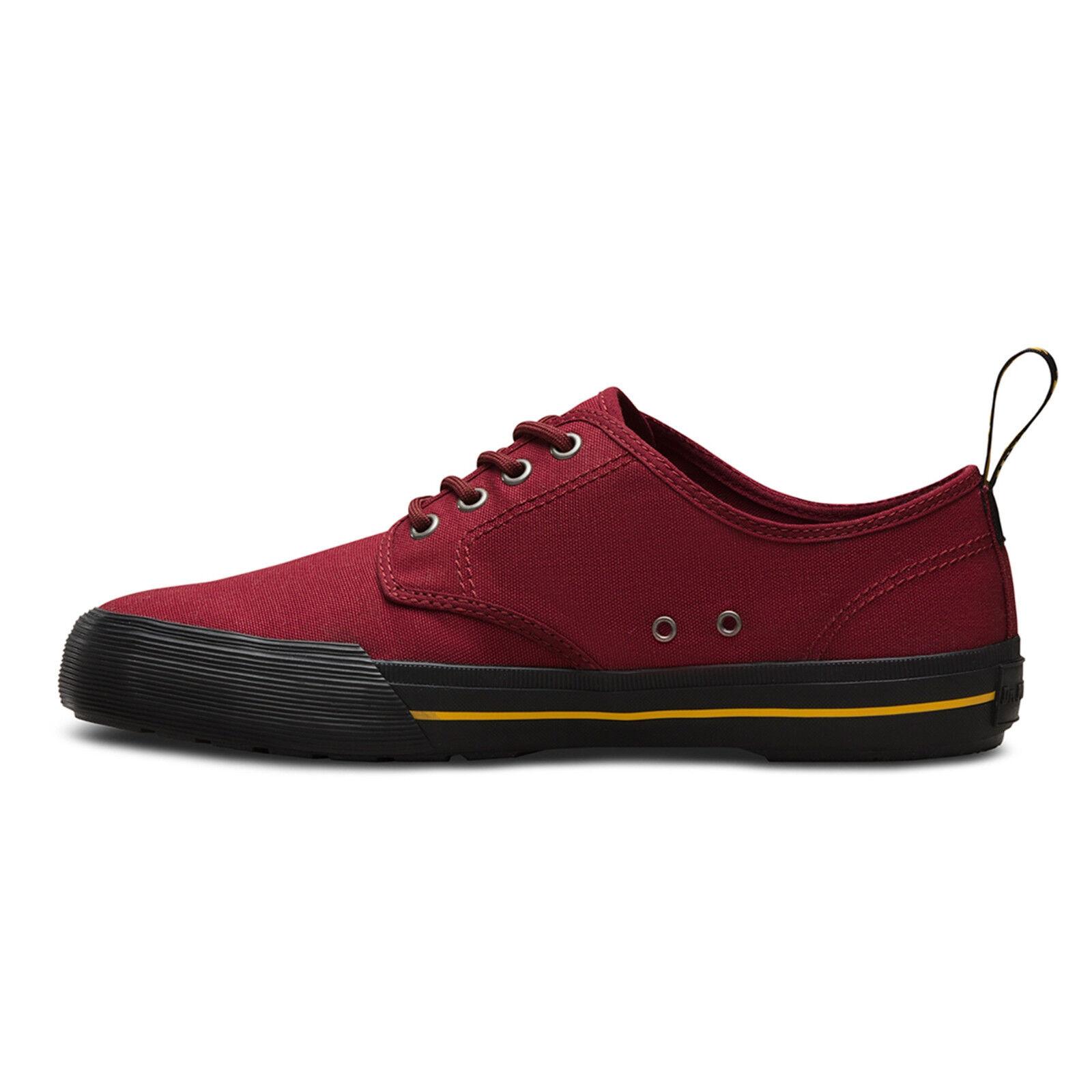 Dr. Martens - Pressler mehrere Canvas 4-Loch Schuhe Herren Sneaker mehrere Pressler Farben 9e1086