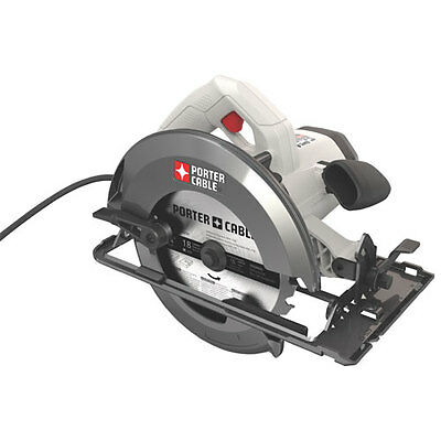 "Porter Cable 15 AMP 7-1/4"" HEAVY-DUTY CIRCULAR SAW  #PC15TCSR"